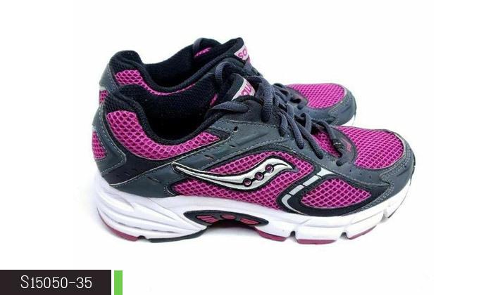 4 נעלי SAUCONY לנשים - דגם לבחירה