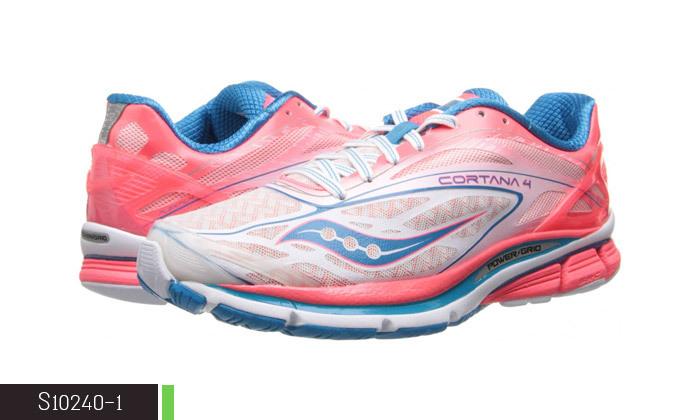 8 נעלי SAUCONY לנשים - דגם לבחירה