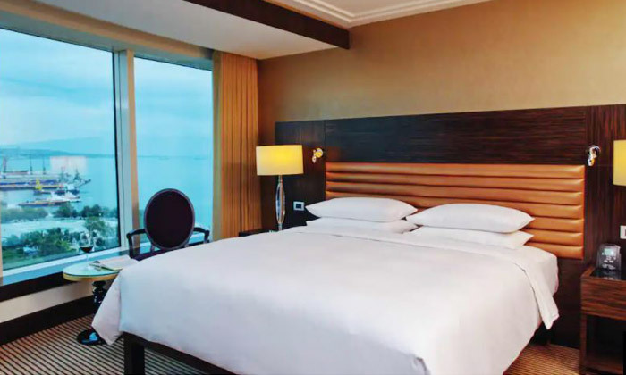 5 אוקטובר בבאקו, אזרבייג'ן: טיסות ישירות, העברות ו-3/4/7 לילות במלון Hilton