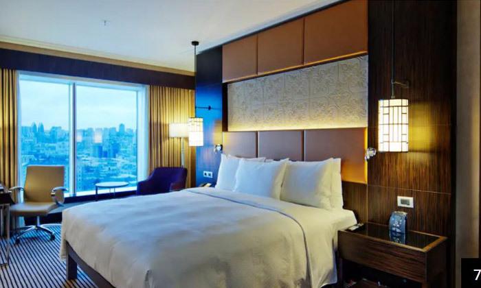 8 אוקטובר בבאקו, אזרבייג'ן: טיסות ישירות, העברות ו-3/4/7 לילות במלון Hilton