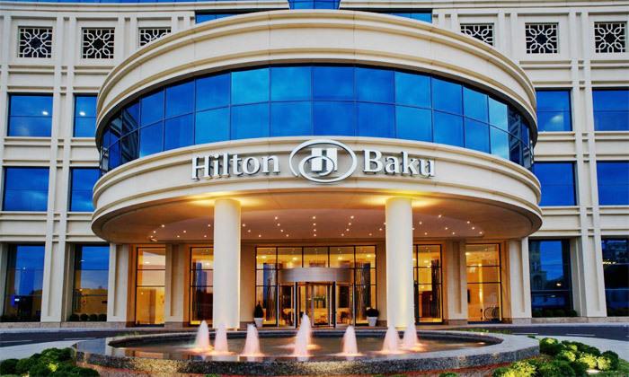 2 אוקטובר בבאקו, אזרבייג'ן: טיסות ישירות, העברות ו-3/4/7 לילות במלון Hilton
