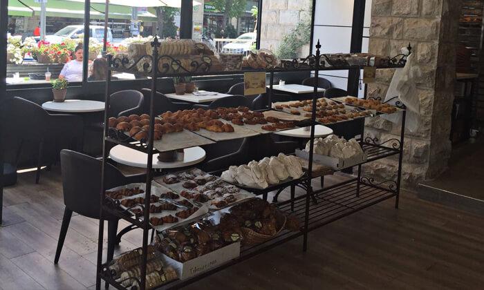 6 רוח המתוק הכשרה למהדרין - ארוחת בוקר זוגית, המושבה הגרמנית, ירושלים