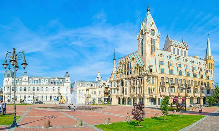 7 ספטמבר בבטומי, גאורגיה: 2-7 לילות במלון 5 כוכבים עם קזינו וספא, טיסות ישירות והעברות, גם בחגים