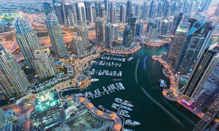 2 חופשה מהסרטים בדובאי: 3-7 לילות במלון 5 כוכבים מרשת Hilton עם טיסות ישירות, גם בחגים