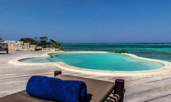 """5 חופשת החלומות בזנזיבר: 6/7 לילות במלון 5 כוכבים Karafuu ע""""ב הכל כלול, כולל העברות, גם בסוכות"""