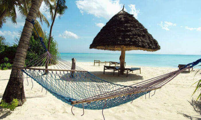 """7 חופשת החלומות בזנזיבר: 6/7 לילות במלון 5 כוכבים Karafuu ע""""ב הכל כלול, כולל העברות, גם בסוכות"""