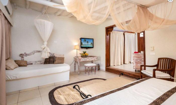 """13 חופשת החלומות בזנזיבר: 6/7 לילות במלון 5 כוכבים Karafuu ע""""ב הכל כלול, כולל העברות, גם בסוכות"""