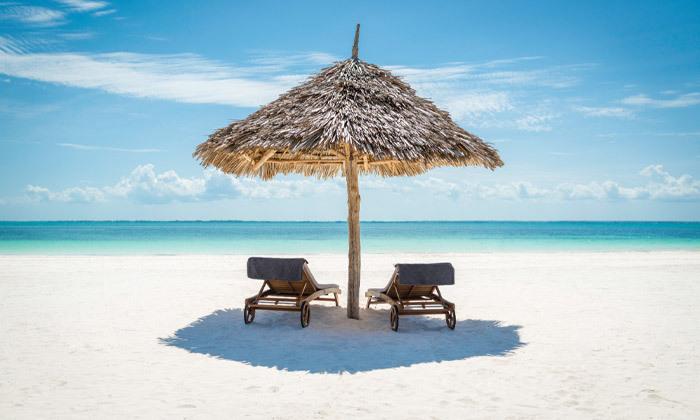 """3 חופשת החלומות בזנזיבר: 6/7 לילות במלון 5 כוכבים Karafuu ע""""ב הכל כלול, כולל העברות, גם בסוכות"""