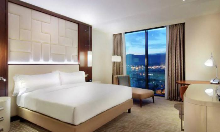 10 נופש בבטומי: 3/4 לילות במלון 5 כוכבים Hilton, טיסות ישירות והעברות