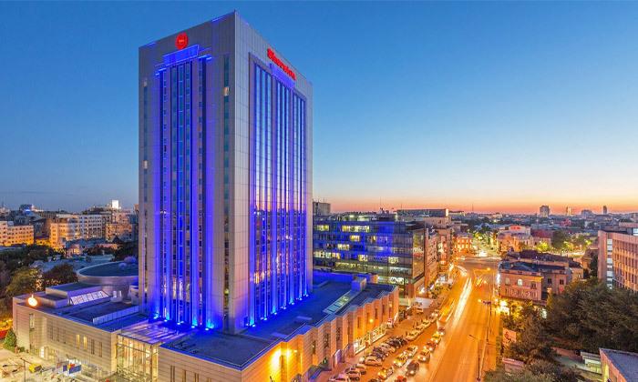 2 אוקטובר בבוקרשט: טיסות אל על ישירות, העברות ו-3/4/5 לילות במלון 5* Sheraton