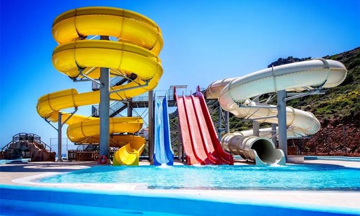 2 הכל כלול למשפחות בכרתים: 3-7 לילות במלון עם פארק מים, טיסות ישירות והעברות, גם בסוכות