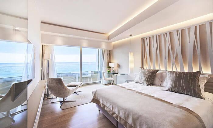 """5 ספטמבר ברודוס: 3-7 לילות במלון 5 כוכבים Rodos Palace Hotel ע""""ב חצי פנסיון עם טיסות ישירות, גם בסוכות"""