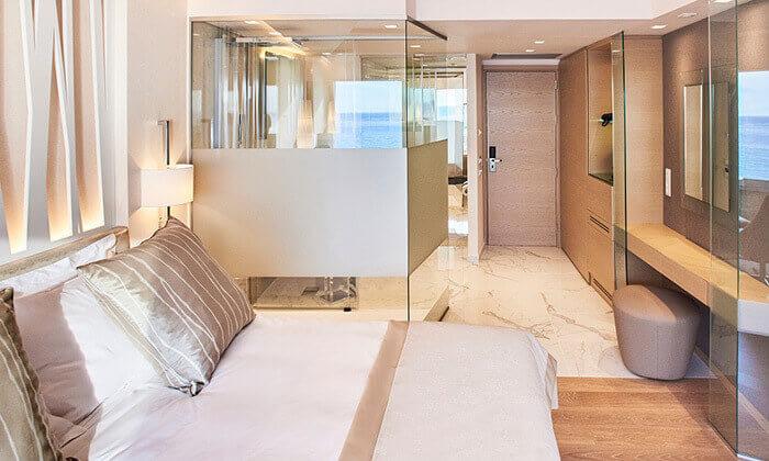 """6 ספטמבר ברודוס: 3-7 לילות במלון 5 כוכבים Rodos Palace Hotel ע""""ב חצי פנסיון עם טיסות ישירות, גם בסוכות"""