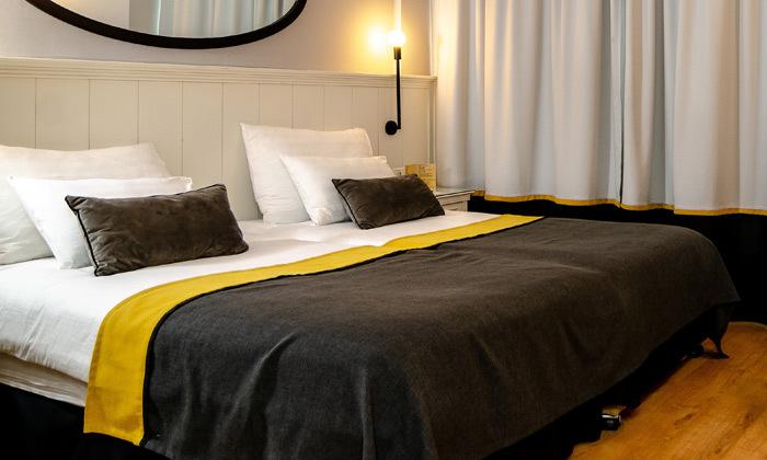 """5 סופ""""ש זוגי מול נופי הכנרת: 2 לילות במלון רויאל פלאזה, כולל עיסוי וכניסה לבריכות חמי טבריה"""