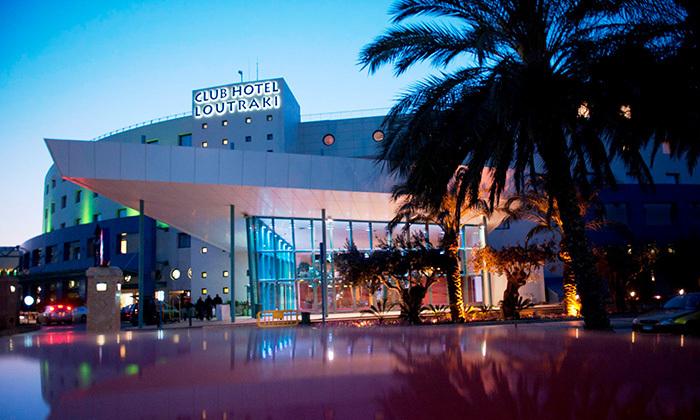 """21 אוקטובר במלון 5* Club Hotel Casino, לוטרקי: 3 לילות במלון 5* ע""""ב חצי פנסיון עם קזינו, טיסות ישירות והעברות"""