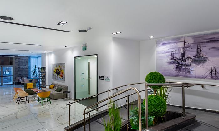 """8 חופשת אוקטובר במלון דייז טבריה Dys המחודש, אופציה לסופ""""ש"""