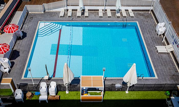 """12 חופשת אוקטובר במלון דייז טבריה Dys המחודש, אופציה לסופ""""ש"""