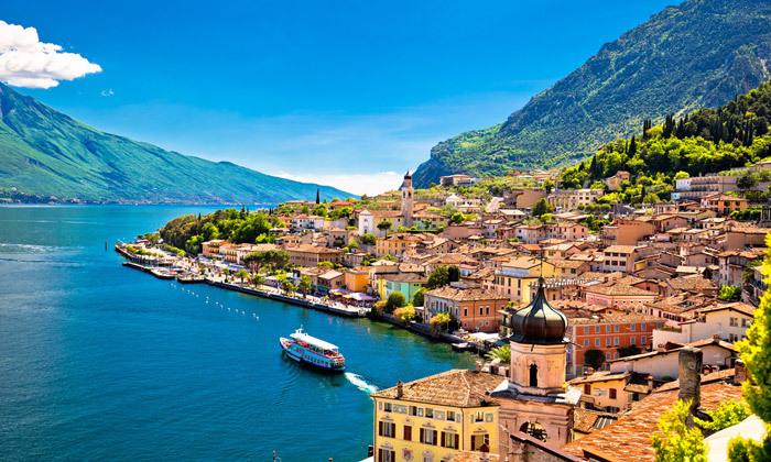 4 לספונטניים - סוכות בצפון איטליה: טיול מאורגן ל-7 ימים כולל ורונה, אגם גארדה ועוד