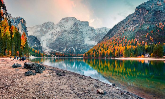 6 לספונטניים - סוכות בצפון איטליה: טיול מאורגן ל-7 ימים כולל ורונה, אגם גארדה ועוד
