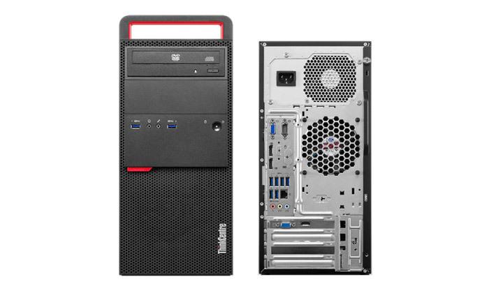 3 מחשב נייח מחודש Lenovo דגם M900 מסדרת ThinkCentre עם זיכרון 16GB ומעבד i5
