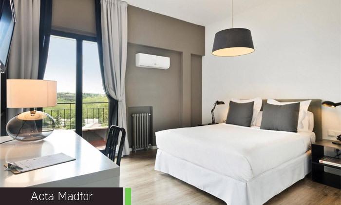 """6 נובמבר במדריד: טיסות ישירות ו-4 לילות במלון לבחירה ע""""ב לינה וארוחת בוקר"""