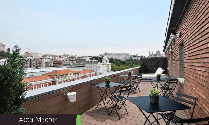 """9 נובמבר במדריד: טיסות ישירות ו-4 לילות במלון לבחירה ע""""ב לינה וארוחת בוקר"""