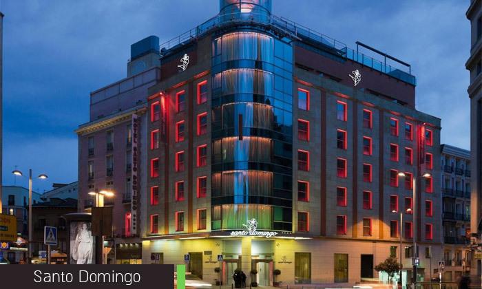 """13 נובמבר במדריד: טיסות ישירות ו-4 לילות במלון לבחירה ע""""ב לינה וארוחת בוקר"""