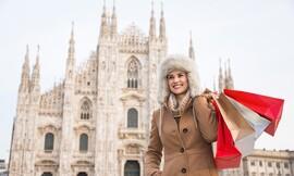 חופשה ושופינג במילאנו