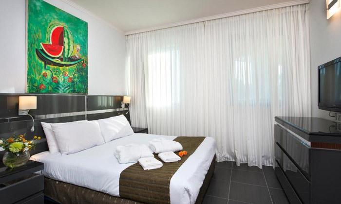 """10 אוקטובר באילת: חופשה במלון המרכזי סנטרל פארק, אופציה לסופ""""ש הקרוב"""