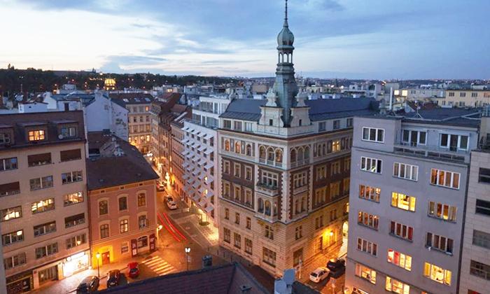"""7 נופשים בפראג: 3-5 לילות במלון בוטיק מרכזי, טיסות ישירות כולל כבודה - אופציה לסופ""""ש וחנוכה"""