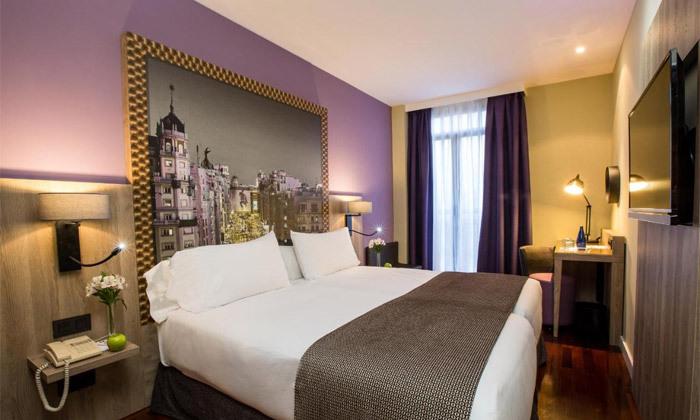 3 חורף חלומי במדריד: טיסות ישירות ו-4/5 לילות במלון Leonardo, גם בחנוכה ובכריסמס