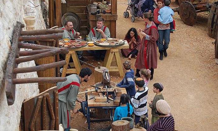3 סדנאות מלאכה לכל המשפחה בחיק הטבע במוזיאון עין יעל, ירושלים