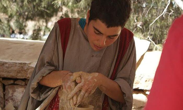 4 סדנאות מלאכה לכל המשפחה בחיק הטבע במוזיאון עין יעל, ירושלים