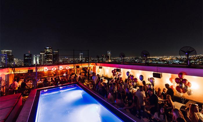 12 חופשה זוגית עם עיסוי ובריכה מחוממת במלון הבוטיק BoBo מרשת בראון, תל אביב