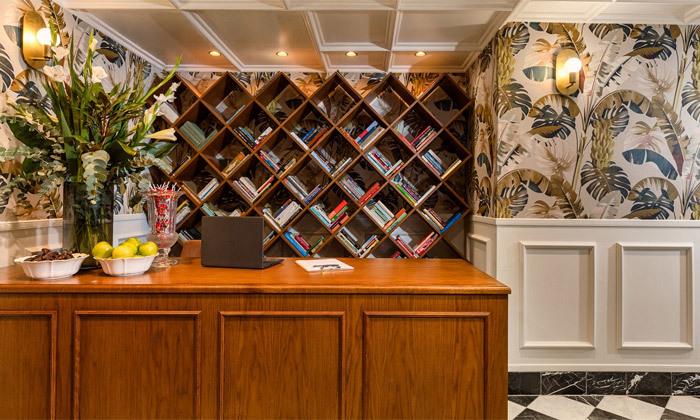 14 חופשה זוגית עם עיסוי ובריכה מחוממת במלון הבוטיק BoBo מרשת בראון, תל אביב