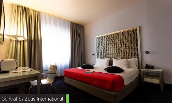 6 ניקוס ורטיס בבוקרשט: טיסות ישירות, 4 לילות במלון לבחירה והופעה