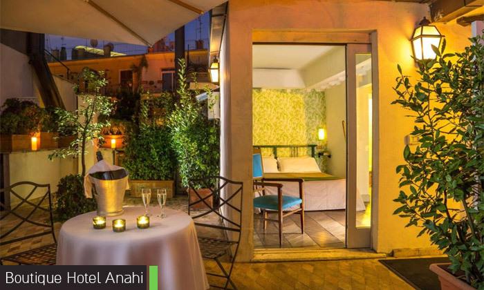 12 חגיגה באיטליה: 4 לילות ברומא במלון לבחירה, כולל חנוכה, כריסמס וסילבסטר