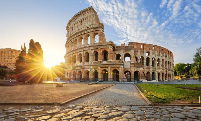 19 חגיגה באיטליה: 4 לילות ברומא במלון לבחירה, כולל חנוכה, כריסמס וסילבסטר