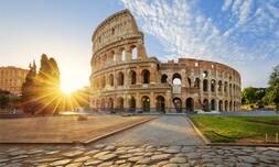 """סופ""""ש ברומא כולל חנוכה וכריסמס"""