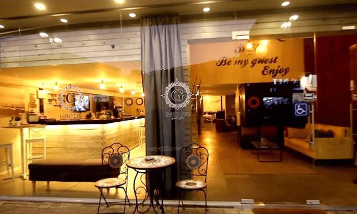 """4 נופש בכנרת: לילה לזוג במלון לאגו מרשת מלונות Smart ע""""ב ארוחת בוקר, אופציה לסופ""""ש"""
