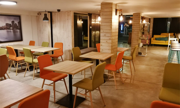 """9 נופש בכנרת: לילה לזוג במלון לאגו מרשת מלונות Smart ע""""ב ארוחת בוקר, אופציה לסופ""""ש"""