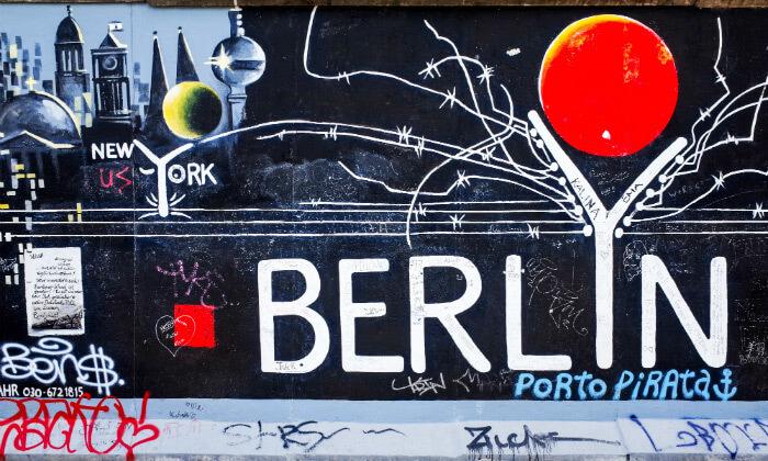 3 נובמבר בברלין: 4 לילות במלון לבחירה עם ארוחות בוקר וטיסות ישירות
