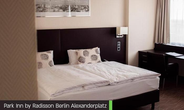 9 נובמבר בברלין: 4 לילות במלון לבחירה עם ארוחות בוקר וטיסות ישירות