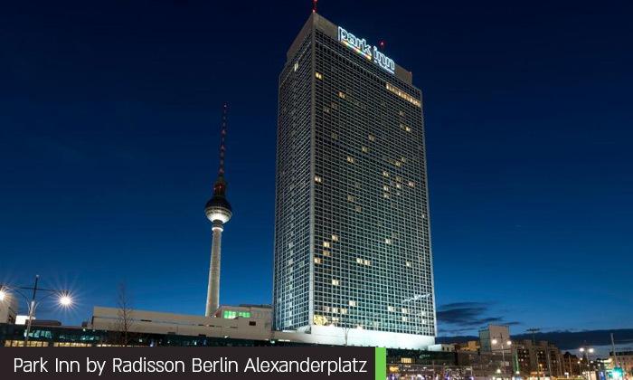 10 נובמבר בברלין: 4 לילות במלון לבחירה עם ארוחות בוקר וטיסות ישירות