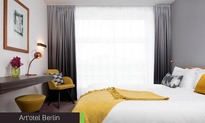 8 נובמבר בברלין: 4 לילות במלון לבחירה עם ארוחות בוקר וטיסות ישירות