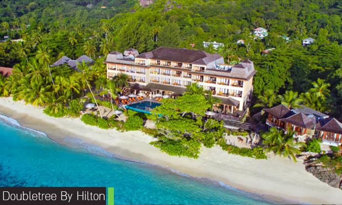 3 חופשה באיי סיישל: טיסות ישירות כולל כבודה, העברות ו-5 לילות במלונות מומלצים, כולל חגים