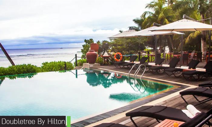 5 חופשה באיי סיישל: טיסות ישירות כולל כבודה, העברות ו-5 לילות במלונות מומלצים, כולל חגים