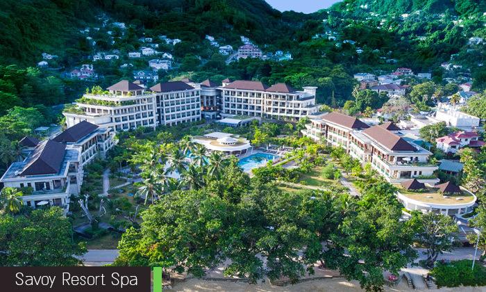9 חופשה באיי סיישל: טיסות ישירות כולל כבודה, העברות ו-5 לילות במלונות מומלצים, כולל חגים