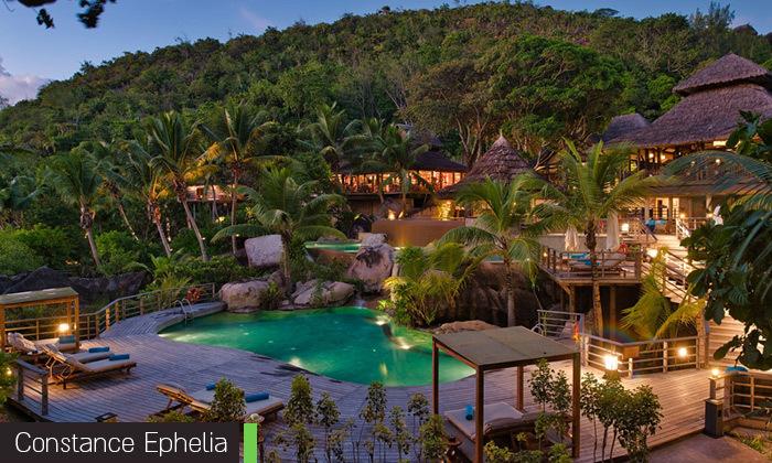 10 חופשה באיי סיישל: טיסות ישירות כולל כבודה, העברות ו-5 לילות במלונות מומלצים, כולל חגים