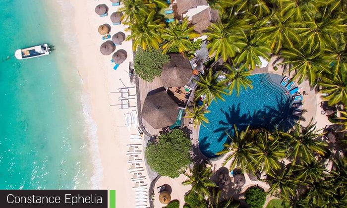 12 חופשה באיי סיישל: טיסות ישירות כולל כבודה, העברות ו-5 לילות במלונות מומלצים, כולל חגים